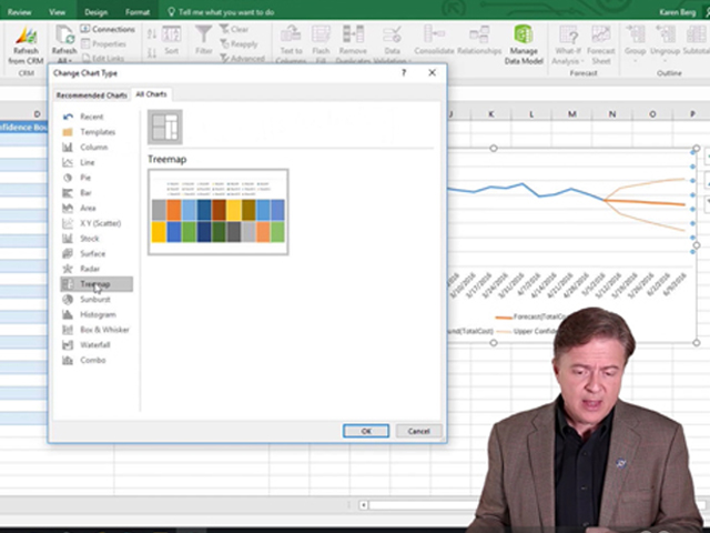Complex Data Analysis with Microsoft