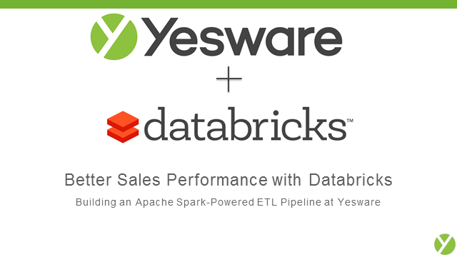 Better Sales Performance with Databricks