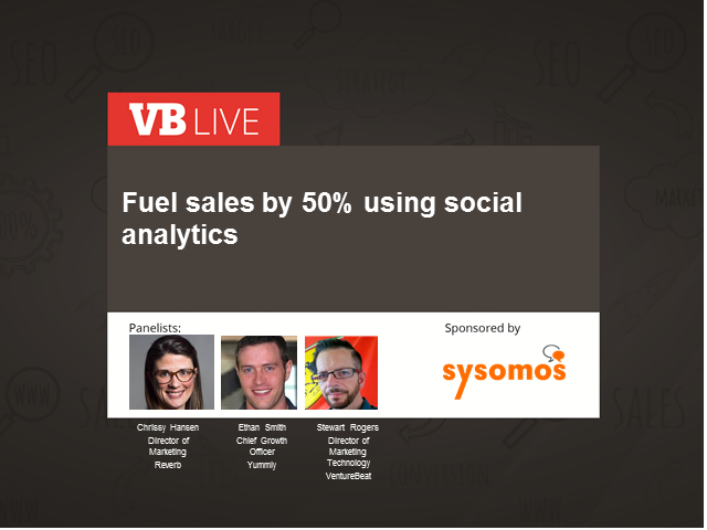 Fuel sales by 50% using social analytics
