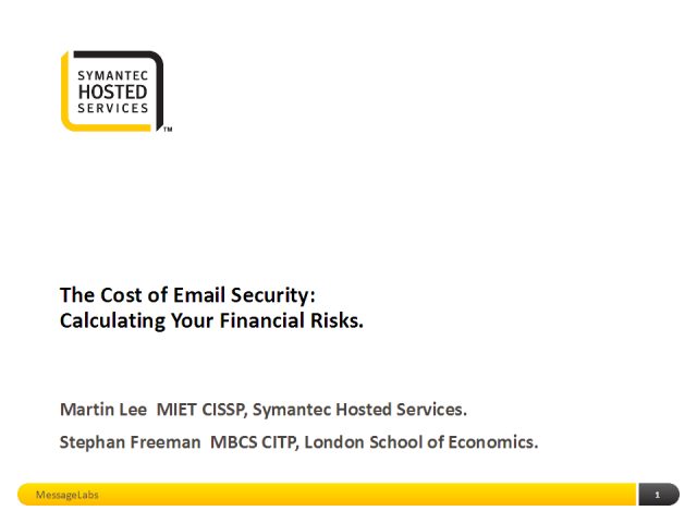 Email Vs Your Security; What Are The Risks And What Can You Do?