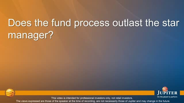 Does the fund process outlast the star managers?