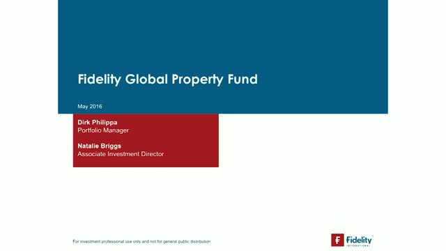 Fidelity Global Property Fund