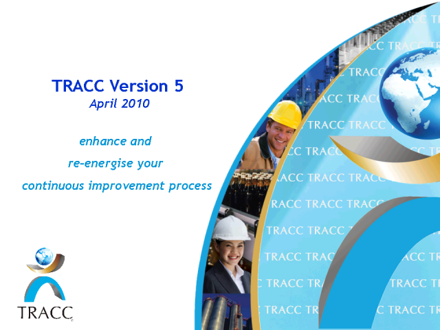 TRACC version 5 launch