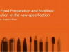Eduqas GCSE (9-1) Food Preparation and Nutrition: new specification explained