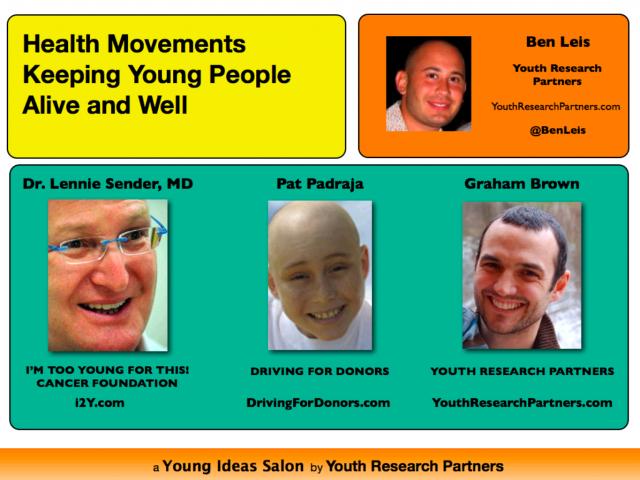 Creating a Youth Health Movement