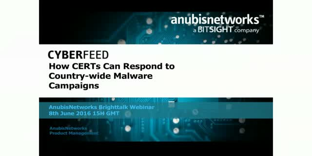 Cyberfeed: How CERTs Can Respond to Country-wide Malware Campaigns