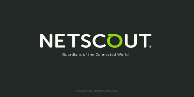 The New NETSCOUT