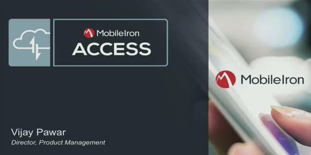 Introducing MobileIron Access: The Solution to Cloud-Mobile Data Security