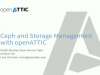 openATTIC: Ceph and Storage management on SUSE Linux