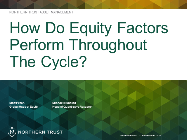 Factor Research Quarterly Webinar- APAC
