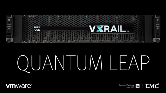 VxRail: L'Hyper-Converged Infrastructure by EMC & VMware