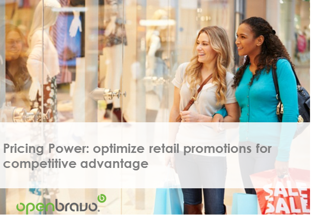 Pricing Power: Optimize Retail Promotions for Competitive Advantage
