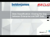 Data Classification: Closing the Gap between Enterprise and SAP Data