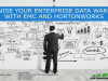 Modernise your Enterprise Data Warehouse with EMC and Hortonworks