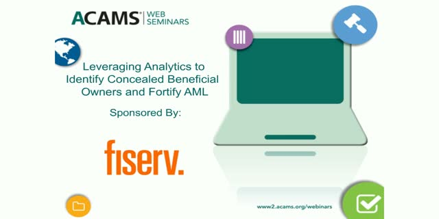 Leveraging Analytics to Identify Concealed Beneficial Owners and Fortify AML