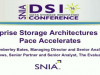 Enterprise Storage Architectures - The Pace Accelerates
