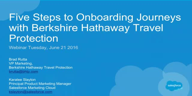 5 Steps to Onboarding with Berkshire Hathaway Travel Protection