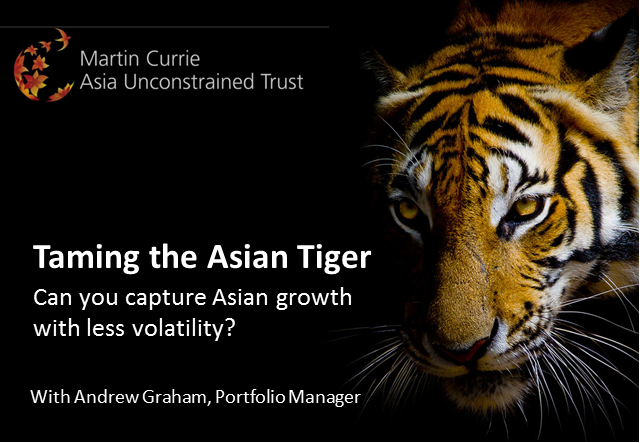 Taming the Asian Tiger - can you capture Asian growth with less volatility?