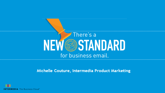 Does Your Business Meet the New Standard for Business Email?
