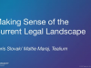 Marketing Data Governance: Making Sense of the Current Legal Landscape