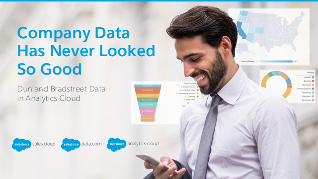 Company Data has Never Looked So Good: Dun & Bradstreet Data in Analytics Cloud