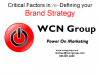 Critical Factors in Redefining Your SMB Brand Strategy