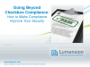 Beyond Checkbox Compliance: Make Compliance Improve Your Security