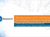 The Intersection of IoT and Payments: An Emerging Commerce Opportunity