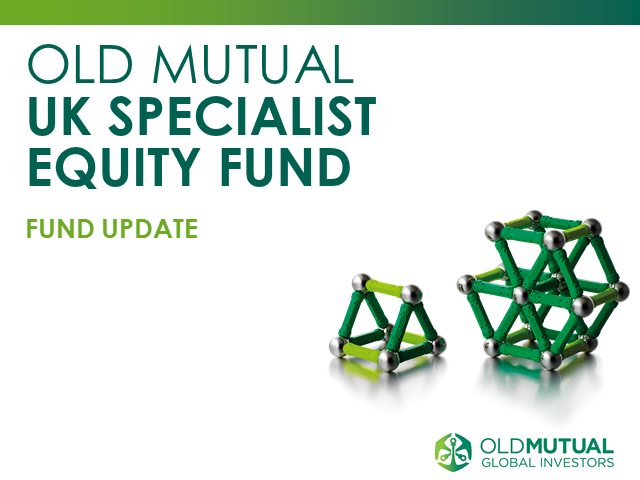 Old Mutual UK Specialist Equity Fund webcast
