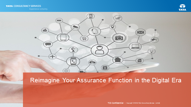 Reimagine Your Assurance Function in the Digital Era