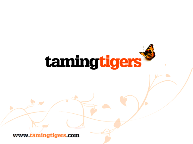 Jim Lawless - Author of Taming Tigers