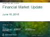 Financial Market Update - June 16, 2016