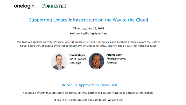 Supporting Legacy Infrastructure on the Way to the Cloud