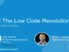 Lead the Low Code Revolution