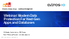 Modern Data Protection for Next-Gen Apps and Databases