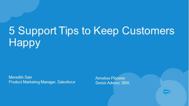5 Support Tips that Keep Customers Happy