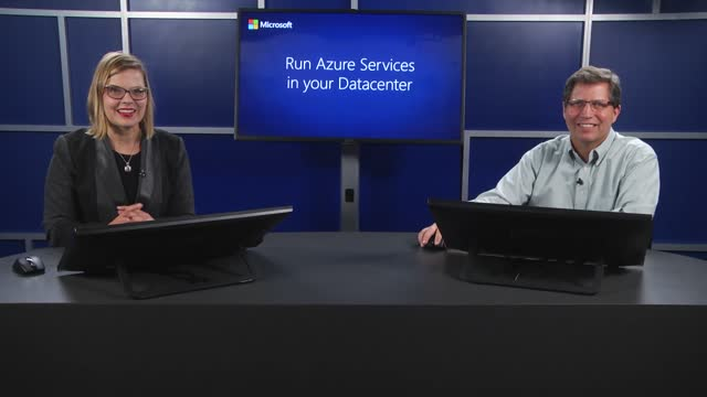 Run Azure Services in Your Datacenter