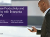 Increase Productivity and Security with Enterprise Mobility