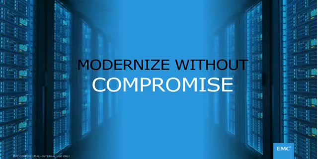 EMC All Flash Portfolio: Delivering Unmatched Business Agility