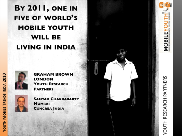 Youth Mobile Trends India