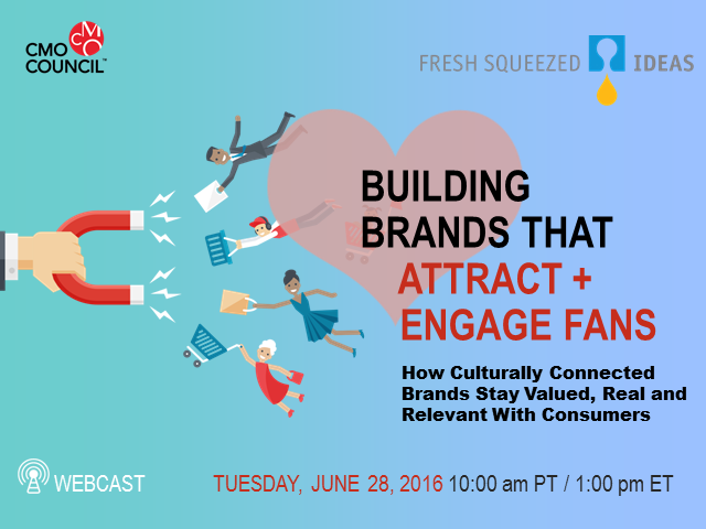Building Brands That Attract + Engage Fans