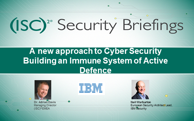 A new approach to Cyber Security: Building an Immune System of active Defence