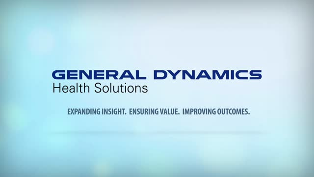 General Dynamics Health Solutions Overview