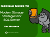 Modern Storage Strategies for SQL Server