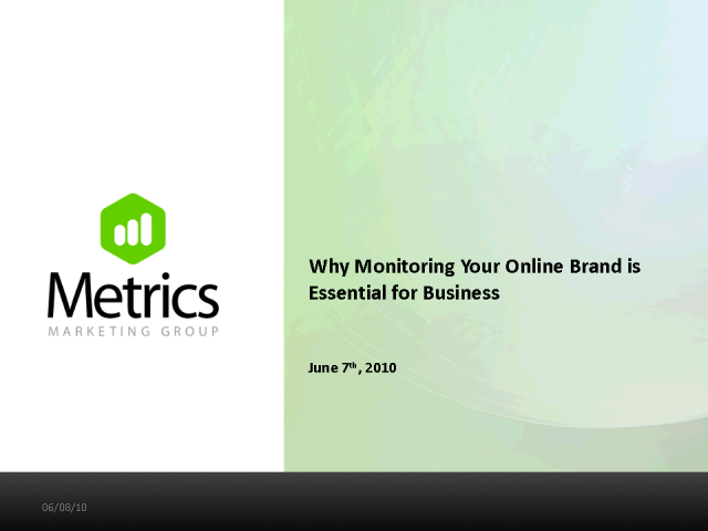 Why Monitoring Your Online Brand is Essential for Business