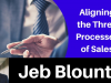 Aligning the 3 Processes of Sales