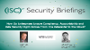 Compliancy, Accountability and Data Security From The Datacenter to the Cloud