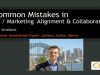 The 7 Most Common Mistakes in Sales & Marketing Alignment