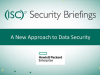 A New Approach to Data Security