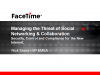 Managing the Threat of Social Networking and Collaboration